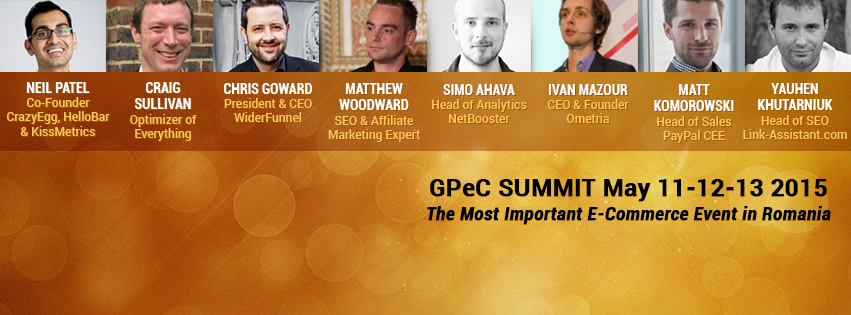GPeC Summit - the most important e-commerce event in Romania