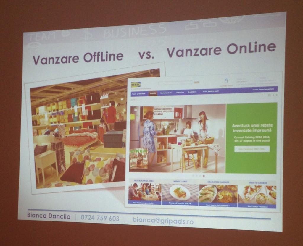 vanzare_offline_vs_vanzare_online