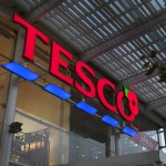 Tesco shop