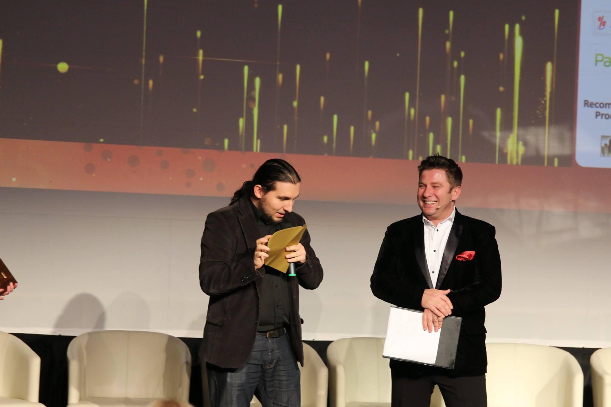 GPeC Awards - Horia Neagu