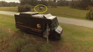 UPS-livrare-drona