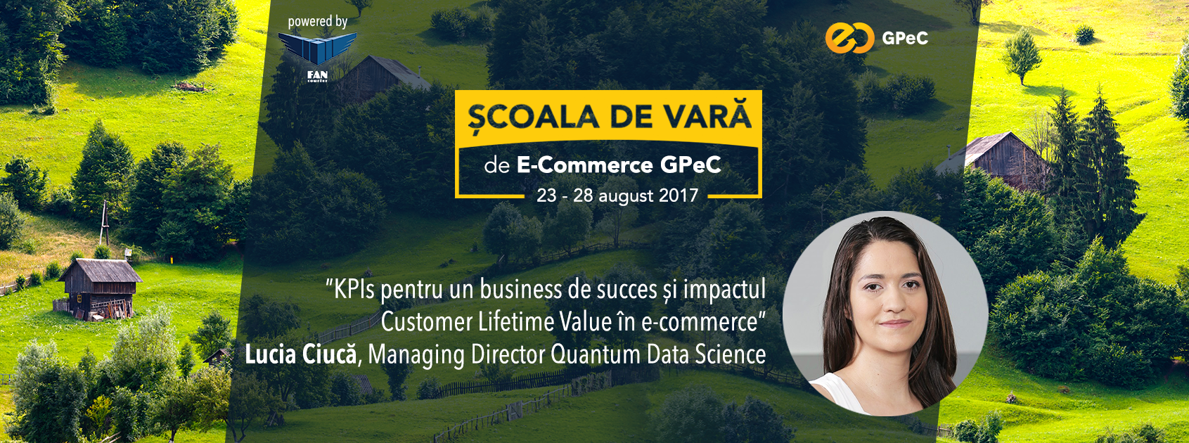 Lucia Ciuca KPI ecommerce