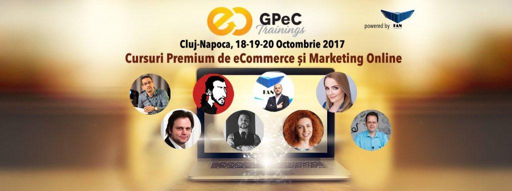 GPeC Trainings Cluj-Napoca 18-19-20 octombrie
