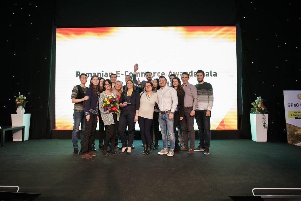 Gala Premiilor eCommerce - festivitatea de decernare a premiilor in comertul online romanesc