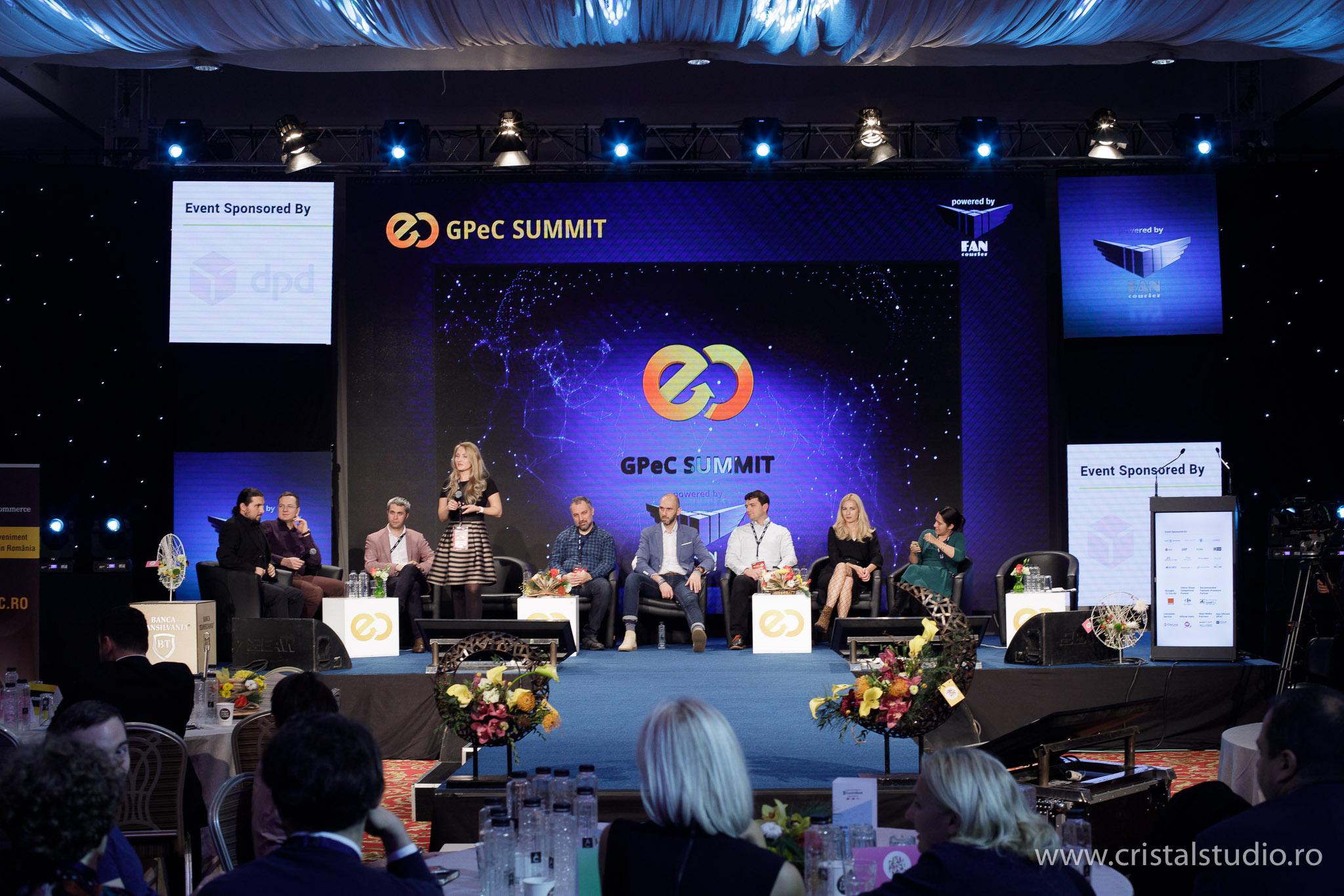 GPeC SUMMIT Panel Debate Noiembrie 2017