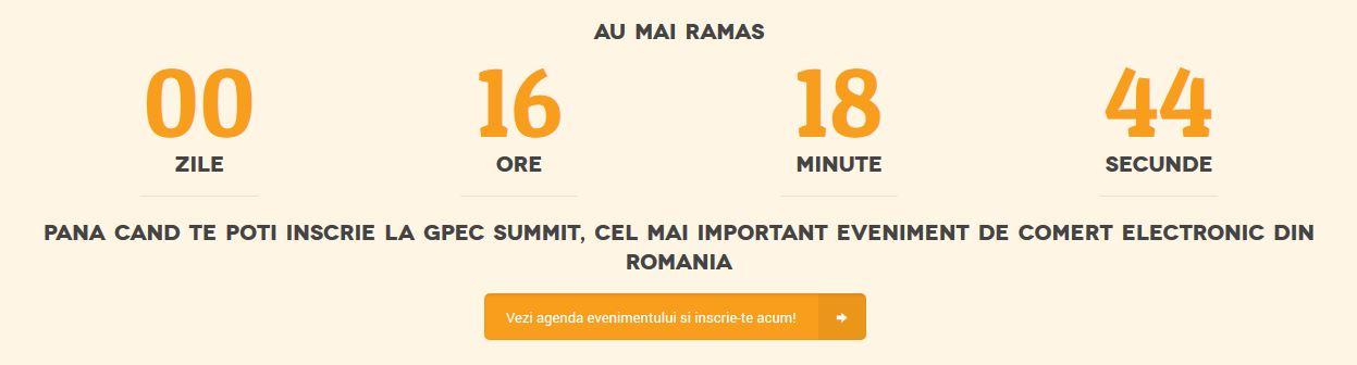 Countdown GPeC Summit