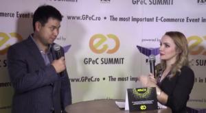 Larry Kim interview GPeC with Raluca Radu
