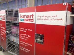 Kmart in store pickup