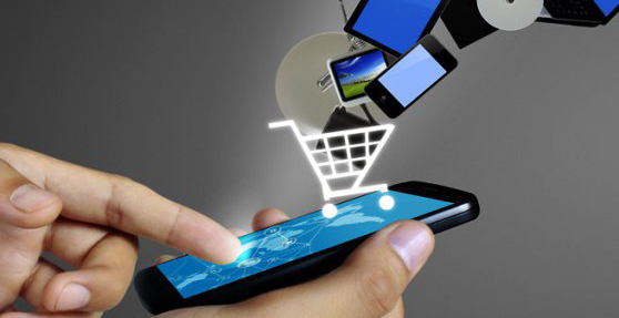 Mobile only e-commerce