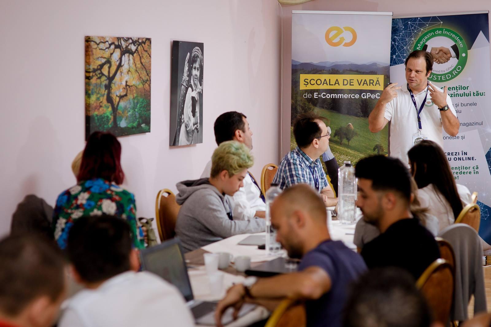 Bogdan Manolea, workshop la Școala de Vară GPeC 2018
