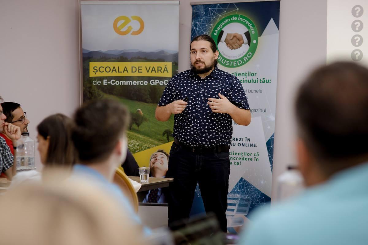Horia Neagu workshop Școala de Vară GPeC 2018
