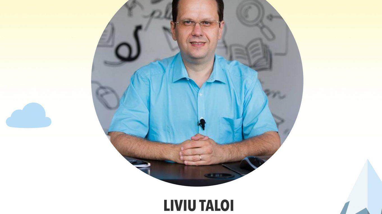 Liviu Taloi (ECOMpedia) la Școala de Vară GPeC 2018