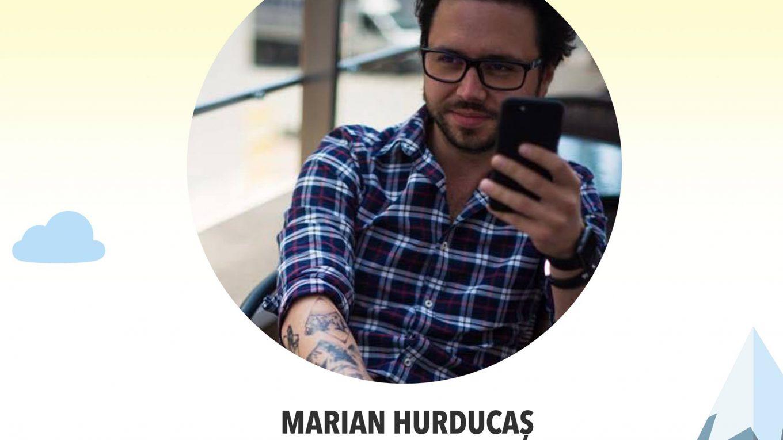 Marian Hurducaș, Necktie Agency, la Școala de Vară GPeC 2018