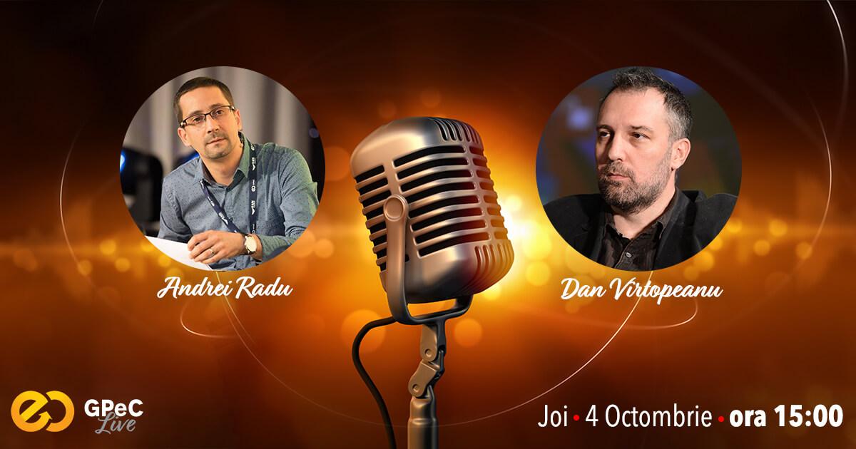 GPeC Live cu Dan Vîrtopeanu (Breeze Mobile)