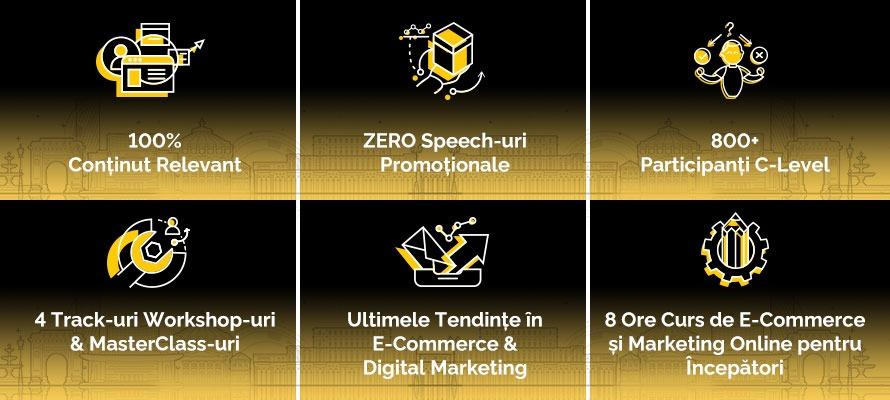 GPeC SUMMIT 27-28 Mai - Evenimentul Anului in E-Commerce si Digital Marketing