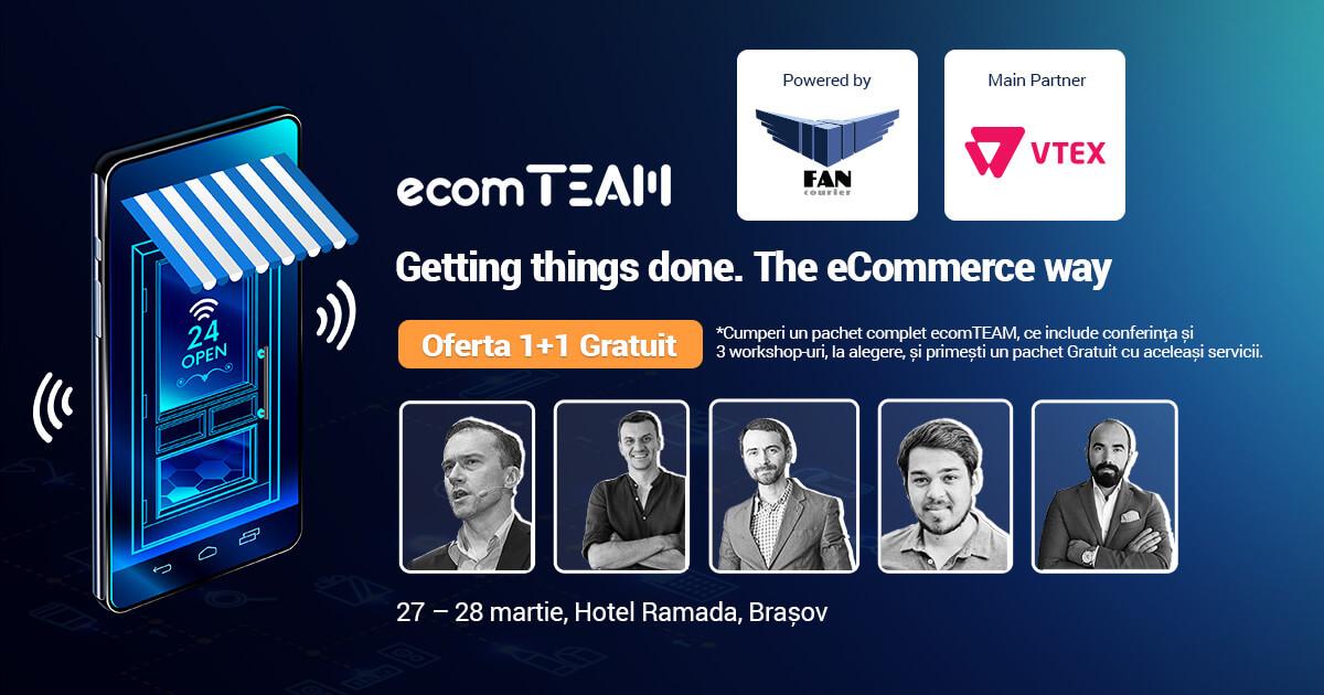 ecomTEAM 2019 Brașov
