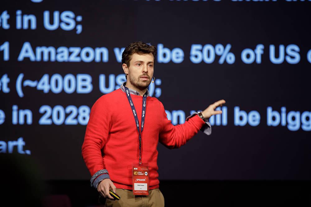 Rafael Campos (VTEX) - Marketplace, the future of e-commerce