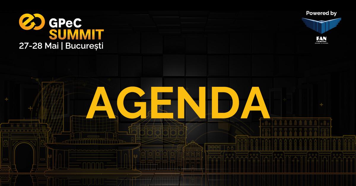 Agenda GPeC SUMMIT 27 28 mai 2019