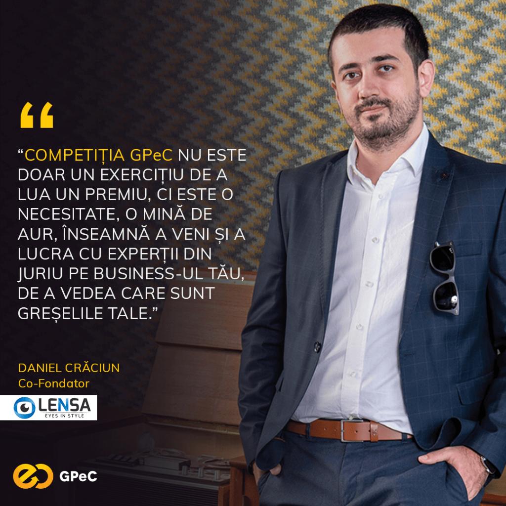 Daniel Crăciun, Lensa.ro recomandă Competiția GPeC 2019