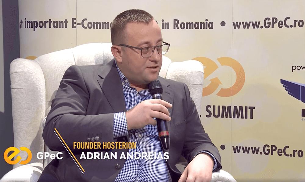 Adrian Andreiaș (Hosterion) - Pregatirea site-ului de Black Friday
