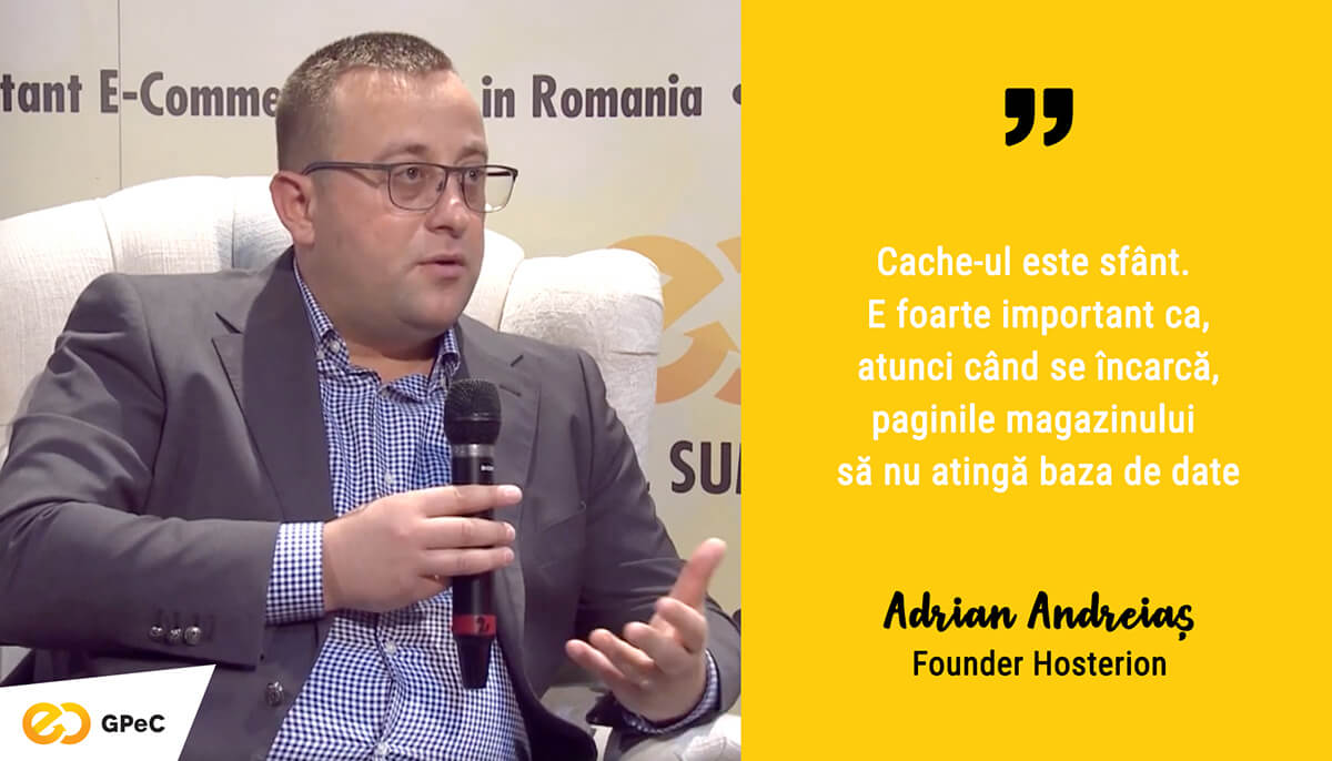 Adrian Andreiaș (Hosterion) - Pregatirea site-ului de Black Friday