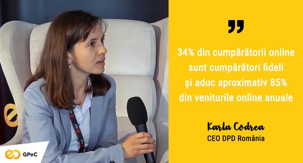 Karla Codrea, DPD Romania - Tendinte in curierat