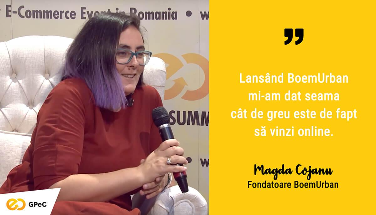 Magda Cojanu, BoemUrban - Primul marketplace de fashion de nișă