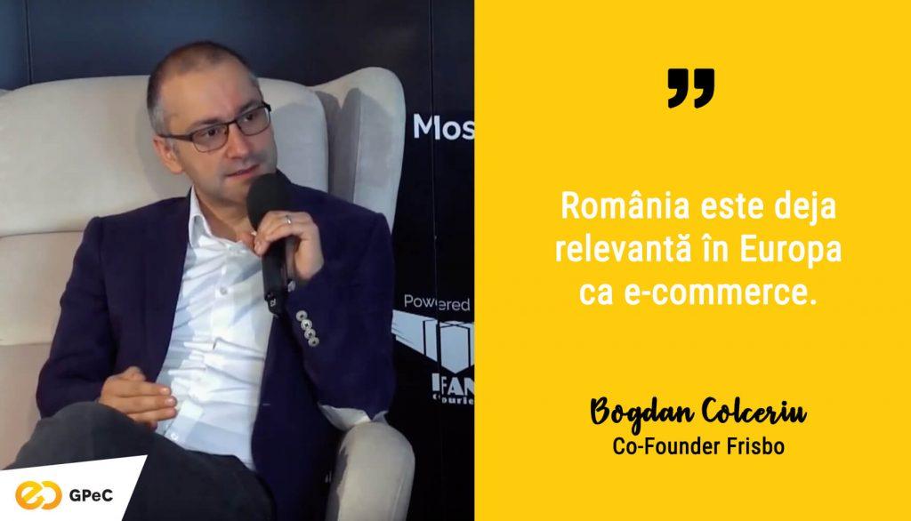 Bogdan Colceriu, Frisbo - Fulfillment si cross-border