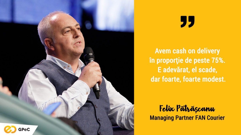 Felix Patrascanu header quote