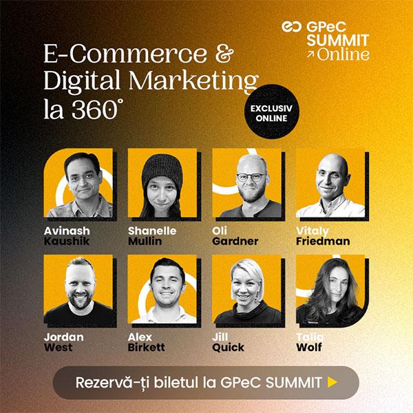 Cei mai buni speakeri internationali in E-Commerce si Marketing Online