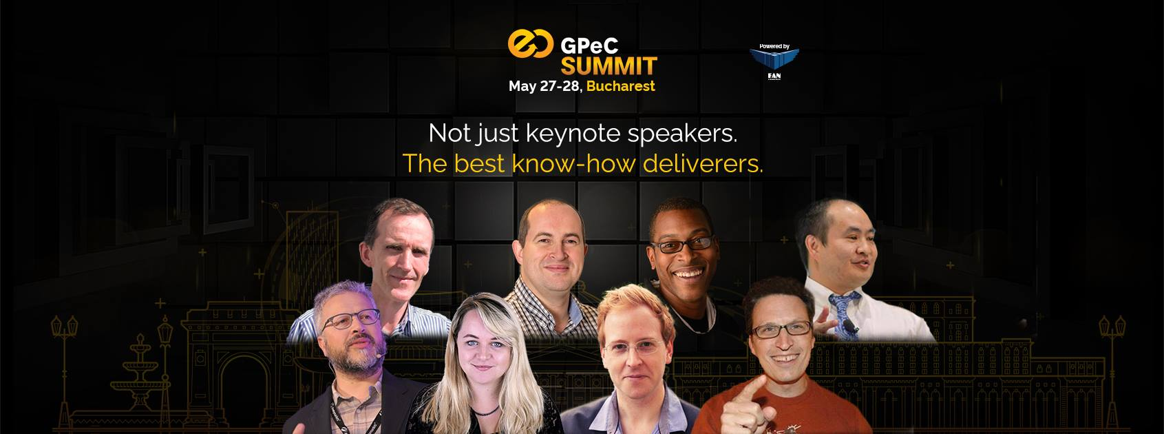 Speakeri internationali de exceptie la GPeC SUMMIT 27-28 Mai 2019 - Cel mai important eveniment de E-Commerce si Marketing Online din Romania si CEE