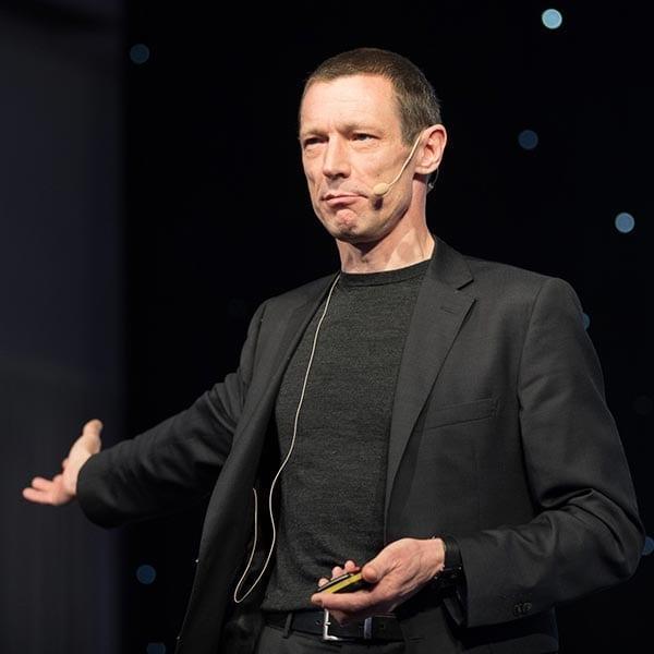 Craig Sullivan User Experience Specialist vorbeste la GPeC Immersion
