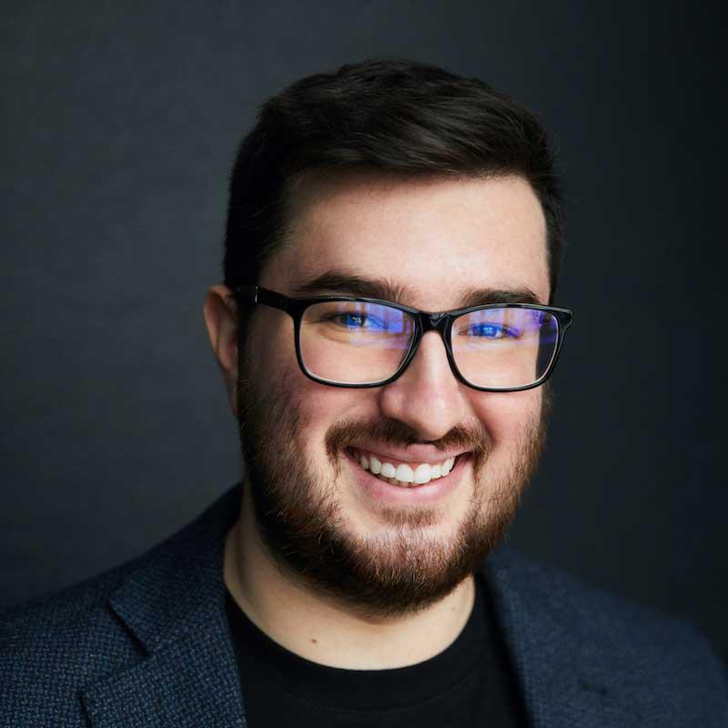 Stefan Hobjila Head of Graphic Design MTH Digital