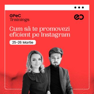curs instagram ads promovare